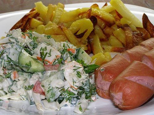 Быстрые и полезные блюда на ужин рецепты с фото на скорую руку