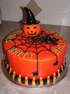 Меню на Хэллоуин