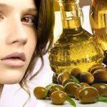 Маска для волос из оливкового масла
