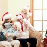 Новый год с детьми