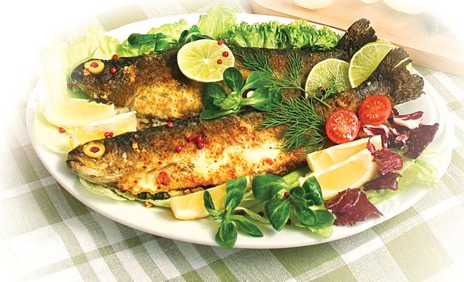 рыбы по-мароккански