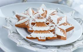 Печенье к Рождеству 2015