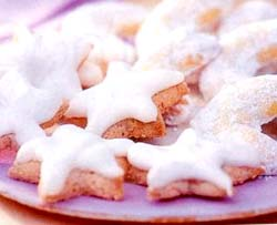 Печенье «Ароматные звездочки»