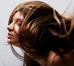 Ромовая маска для блеска волос
