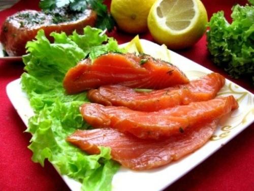 горбуша правильное питание рецепты