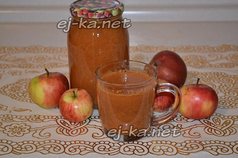 Как сок из яблок в домашних условиях 41