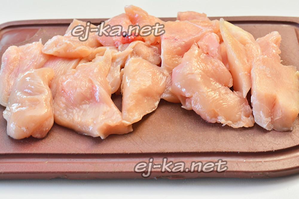 Как приготовить нежное филе курицы