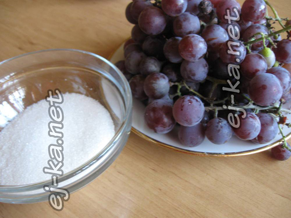 Сахар виноградный как сделать