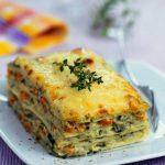 Овощная лазанья и ее потрясающий вкус