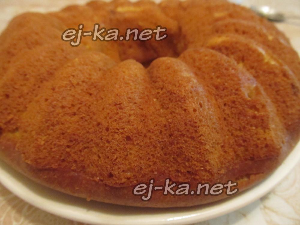 Рецепт печенья из тыквы и творога
