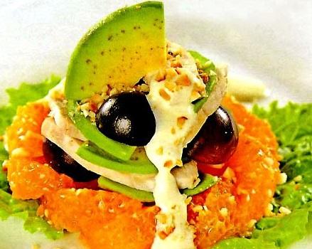 Вкусные салаты на новый год рецепты с фото новые