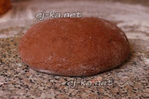 Тесто на пряничный домик