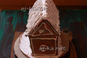 Пряничный домик, рецепт с фото