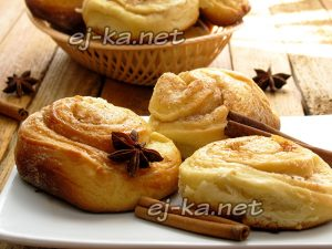Готовые булочки
