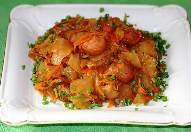 Блюда с рисом и фаршем с фото