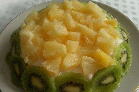 Салаты с ананасом на день рождения простые и вкусные рецепты 72