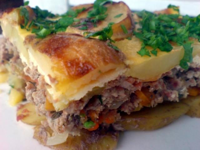 Рецепт блюд из рубленного мяса с фото