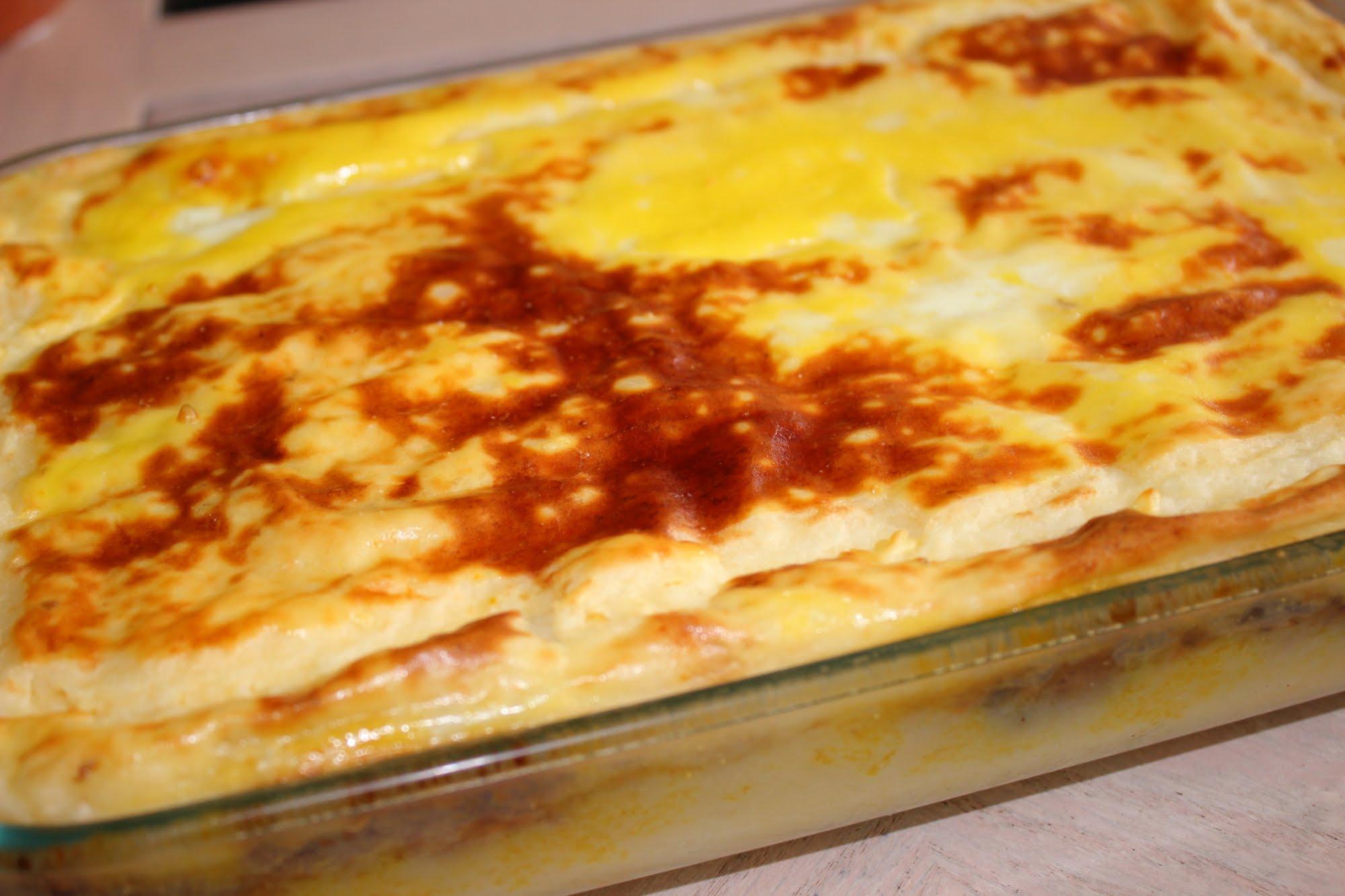 запеканка с фаршем и картофелем в духовке с фото пошагово рецепт