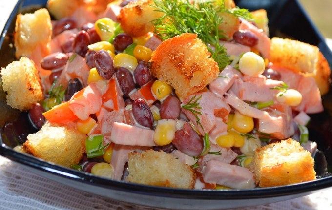 вкусный салат на день рождения рецепт с фото новые