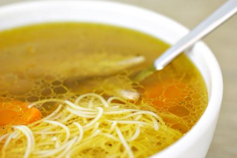 куриный суп с вермишелью и картошкой и яйцом рецепт с фото