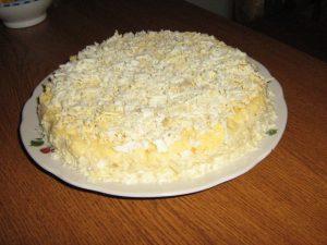 Какой салат приготовить с курицей и грибами