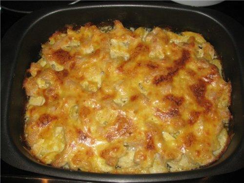 как приготовить вкусно картошку с майонезом в духовке