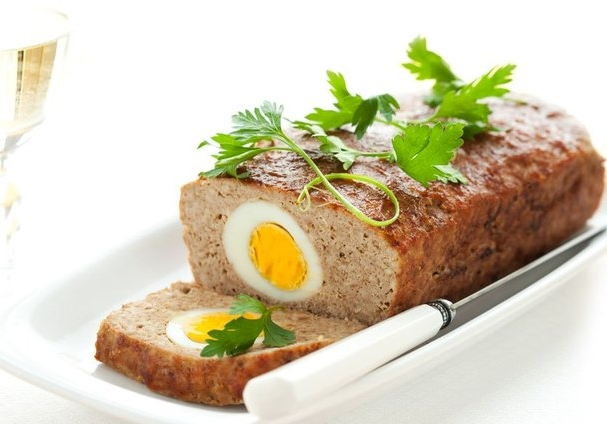 мясной рулет лучший рецепт