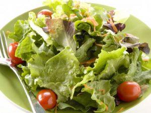 рецепты легких салатов