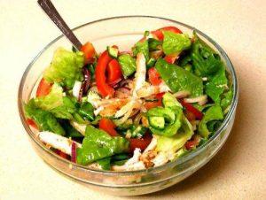 рецепты недорогих салатов