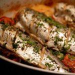 блюда из рыбы, простые и вкусные