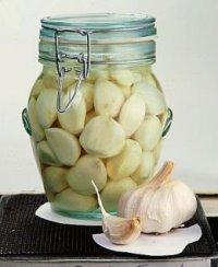 Рецепт маринованного чеснока как на рынке