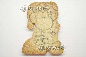 Выпкаем печенье в виде обезьянок