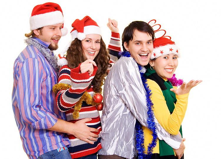 Новый год небольшой компанией конкурсы