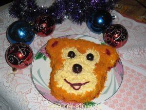 Рецепт салата «Хозяйка года»
