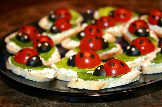бутерброды для фуршета рецепты с фото недорого