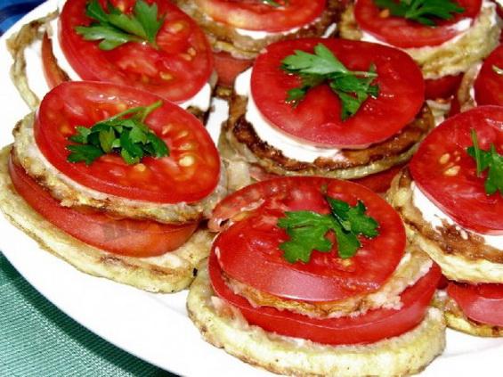 Праздничные блюда и их украшение с фото