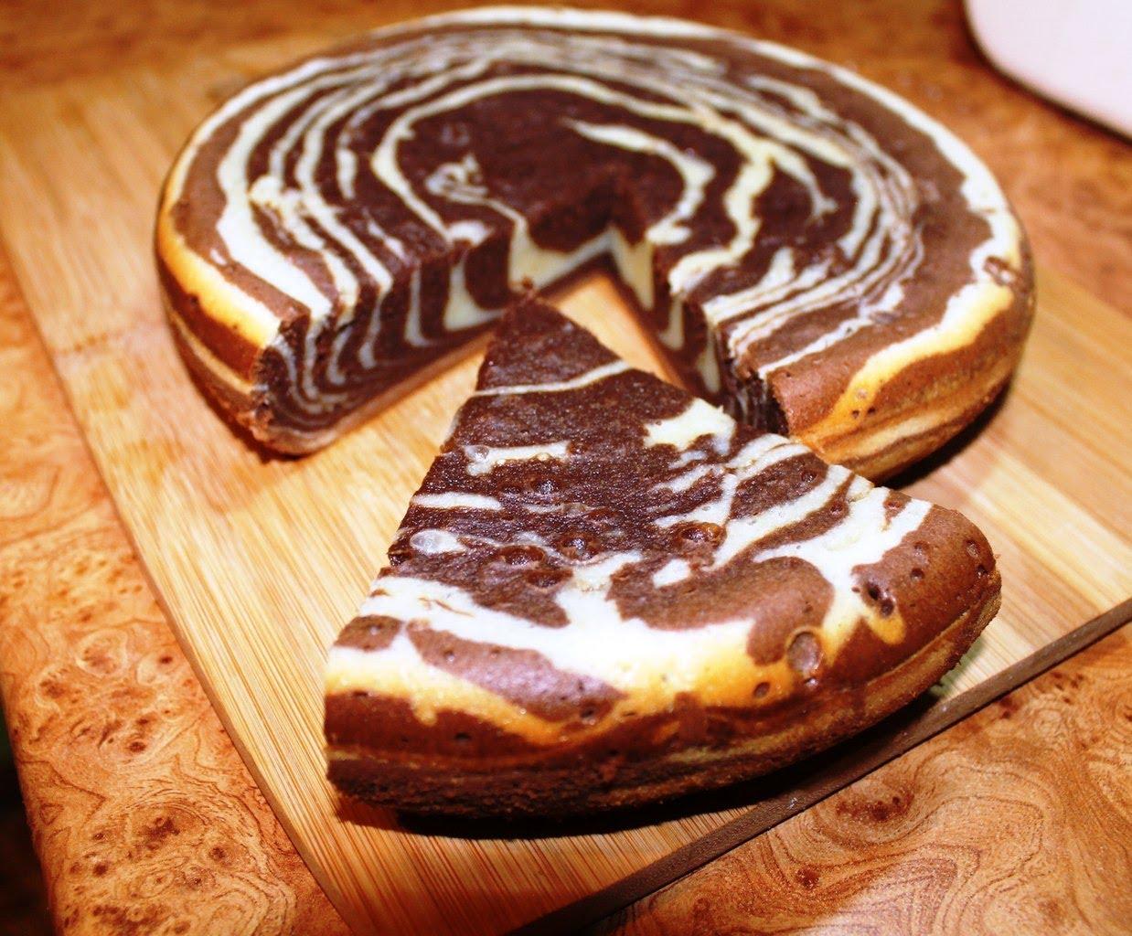 Сметанный торт зебра рецепт пошагово в домашних условиях 44