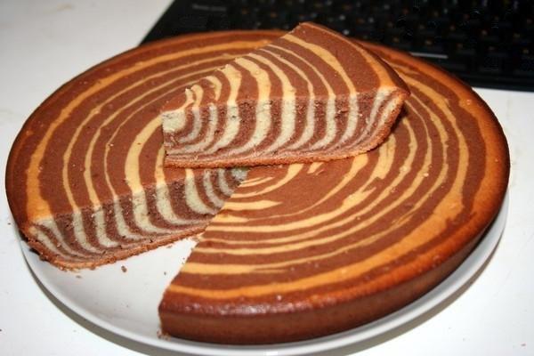 Сметанный торт зебра рецепт пошагово в домашних условиях 31