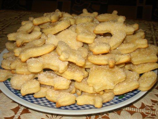 печенье из сметаны и творога рецепт очень вкусное в домашних условиях