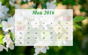 Как отдыхаем на майские праздники 2016