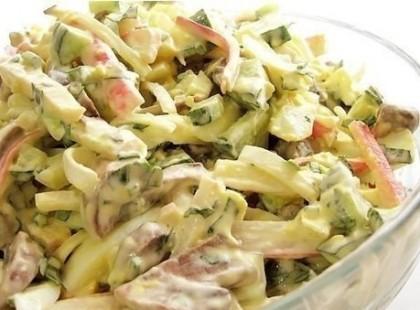 Рецепт паста в сливочном сырном соусе