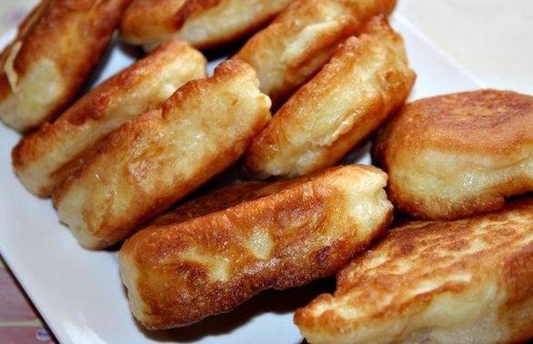 Оладья дрожжевые пышные рецепт с пошагово