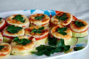 Блюда из кабачков быстро и вкусно