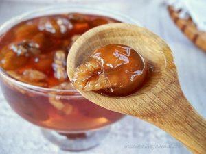 Варенье из грецких орехов зеленых рецепт с фото