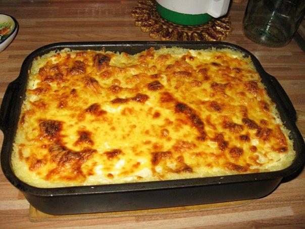 фарш с картошкой в духовке рецепт с фото пошагово с фото