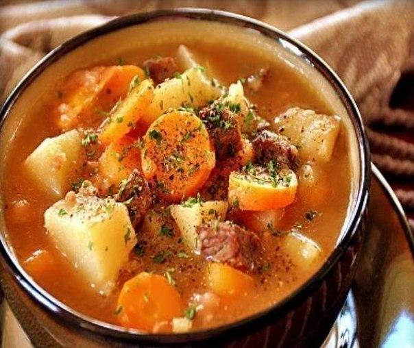 приготовление в горшочках мясо с картошкой