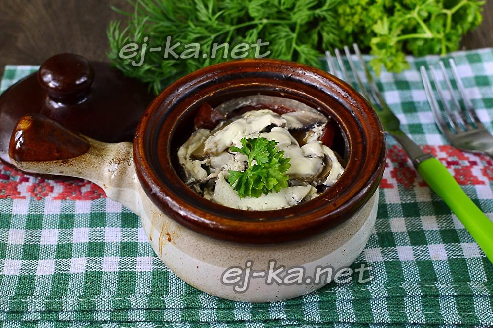 Пироги с грибной икрой рецепты с фото