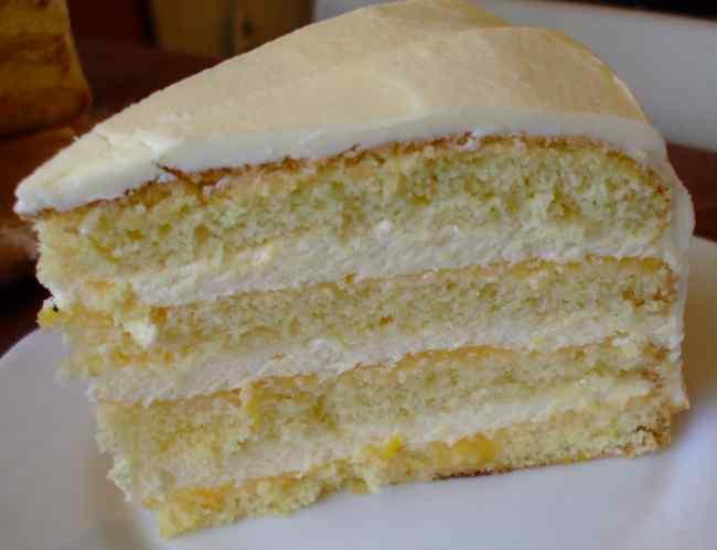 Торт сметанный бисквитный рецепт с фото пошагово