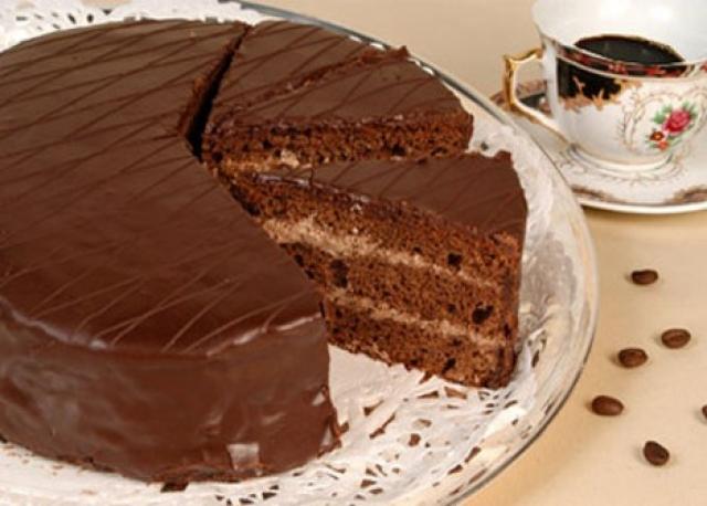 Торт на новый год в домашних условиях фото
