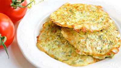 Оладьи из кабачков: быстро и вкусно